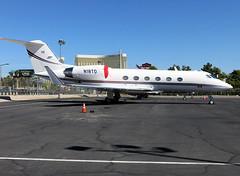 N18TD (ianossy) Tags: n18td gulfstream aerospace giv glf4 las lasvegas klas