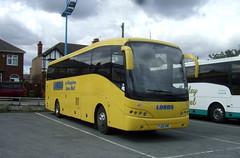 Lords of Hull (Hesterjenna Photography) Tags: fj03vnc bus psv coach caetano volvo b12m cleethorpes bullocks lords hull kingstonuponhull