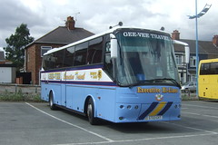 Gee Vee Travel (Hesterjenna Photography) Tags: geevee travel excursion tourer gt03gvt coach bus psv cleethorpes clark coachtrip transport bova futura