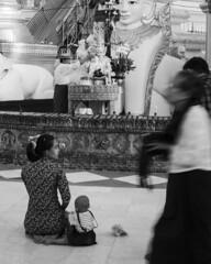 Pagode Shwedagon 4