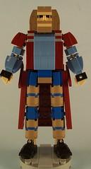 Fat Thor 4 (M<0><0>DSWIM) Tags: lego avengers fat thor