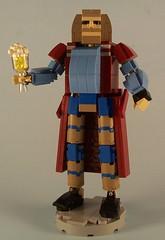 Fat Thor 2 (M<0><0>DSWIM) Tags: lego avengers fat thor