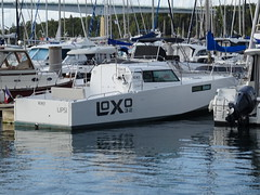 Loxo 32 By Pogo (guyfogwill) Tags: guyfogwill guy fogwill france september septembre brittany bretagne finistère boats bénodet bateau boat lodet brehec républiquefrançaise bateaux europe 29950 benoded 29 2019 bâteaux vacances cornouaille paysfouesnantais pennarbed flicker photo interesting absorbing engrossing fascinating riveting gripping compelling compulsive beach water coastline coastal