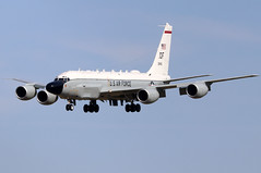 64-14846_03 (GH@BHD) Tags: 6414846 boeing kc135r kc135 rc135 rc135v rivetjoint unitedstatesairforce rafmildenhall usaf military aircraft aviation airliner mildenhall