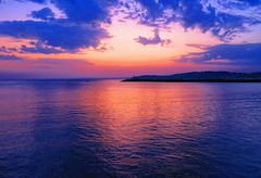 Nubes al amanecer (eitb.eus) Tags: eitbcom 16599 g1 tiemponaturaleza tiempon2019 amanecer gipuzkoa hondarribia josemariavega