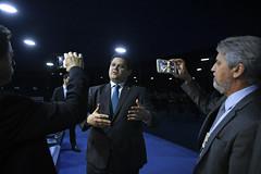 Entrevistas Diversas (Senado Federal) Tags: entrevista senadordavialcolumbredemap globonews valdocruz vãdeo celular brasãlia df brasil vídeo