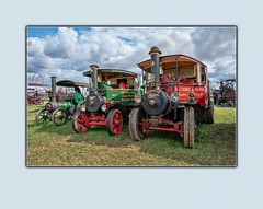 5th Place Mike Bond: Steam Trucks (ppc14) Tags: competition poulsoncup poulson