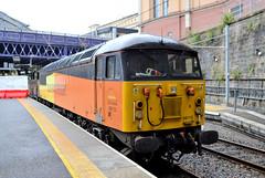 56113 (R~P~M) Tags: train railway diesel locomotive 56 colasrail glasgowqueenstreet glasgow strathclyde scotland uk unitedkingdom greatbritain