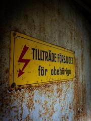Mobilbilder, sept -19 (ferm93) Tags: abandoned öde övergivet bunker ww2