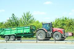 Massey Ferguson S8732 (SR Photos Torksey) Tags: transport tractor farm machinery agriculture equipment vehicle massey ferguson
