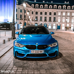 BMW M3 Competition (Mourad Ben Photography) Tags: bmw m3 f80 competition blue performance m power