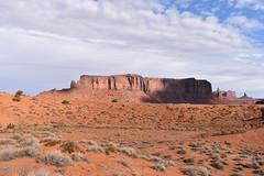 MONUMENT VALLEY (SneakinDeacon) Tags: navajonation monumentvalley landscape scenicdrive bucketlist butte redrocks