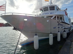 M.V. RIVAGE (MMSI:227760340) Passenger Call Sign: FG8368 (guyfogwill) Tags: guyfogwill guy fogwill france september septembre bouy brittany bretagne finistère boats bénodet bateau boat lodet brehec républiquefrançaise bateaux europe 29950 benoded 29 rivage 2019 buøy bâteaux vacances cornouaille paysfouesnantais mmsi227760340 pennarbed flicker photo interesting absorbing engrossing fascinating riveting gripping compelling compulsive beach water coastline coastal
