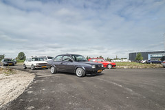 Coupé (Mitchell Hermanides) Tags: vw volkswagen jetta mk2 bbs staic static stance fitment stretch camber fun gti