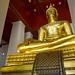 Golden Buddha Wat Phra Mongkhon Bophit