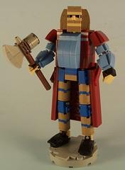 Fat Thor 1 (M<0><0>DSWIM) Tags: lego avengers fat thor