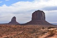 MONUMENT VALLEY (SneakinDeacon) Tags: navajonation monumentvalley landscape scenicdrive bucketlist westmitten butte redrocks