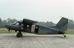 Do28D AKG51 (Rob Schleiffert) Tags: dornier do28 skyservant luftwaffe germanairforce bremgarten akg51 ag51 5829