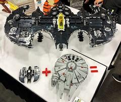 Rose City Comic Con 2019 (wiredforlego) Tags: lego toy rccc rccc2019 portland oregon pdx batman starwars dccomics
