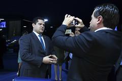 Entrevistas Diversas (Senado Federal) Tags: entrevista senadordavialcolumbredemap globonews gersoncamarotti vãdeo celular brasãlia df brasil vídeo