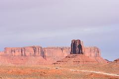 EAST MITTEN (SneakinDeacon) Tags: monumentvalley landscape scenicdrive bucketlist navajonation redrocks