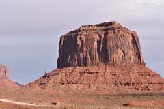 MERRICK BUTE (SneakinDeacon) Tags: merrickbutte monumentvalley landscape scenicdrive bucketlist navajonation redrocks