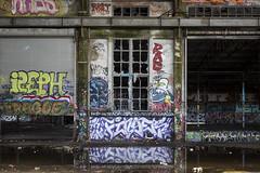 gallery (eb78) Tags: ca california eastbay urbanexploration urbex ue abandoned decay graffiti warehouse