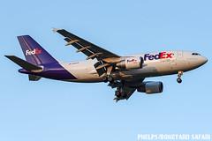 AFW (zfwaviation) Tags: afw kafw alliance airport a310 airbus fedex cargo airplane