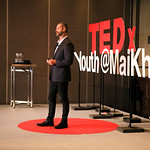 Damien Rider at TEDxYouth@MaiKhao