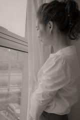 Problems all left alone (chinese johnny) Tags: bw blackandwhite beautiful beauty beautifulgirl beijing ambient canon7d chinese china chinadoll chinesegirl chinagirl cinematic chaoyang desaturated emotive intimate lyrics lovely longing location monochrome moody melancholy photoshoot portraitsession urbanchina woman window shuangqiao loureed