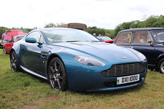 Aston Martin Vantage V8 DXI1000 (Andrew 2.8i) Tags: pembrokeshire haverfordwest scolton manor show automobile auto voiture cars car classics classic british sports sportscar super supercar coupe gt touring grand v8 vantage martin aston dxi1000