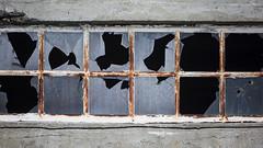 shattered (eb78) Tags: ca california eastbay urbanexploration urbex ue abandoned decay warehouse