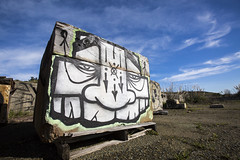 GATS (eb78) Tags: ca california eastbay urbanexploration urbex ue abandoned decay gats graffitiagainstthesystem ptv illegaltrouble graffiti
