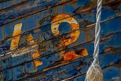 Mémoire salée I (Explore) (RVBO) Tags: breizh bretagne brittany bzh finistère camaret bateaux epaves couleurs