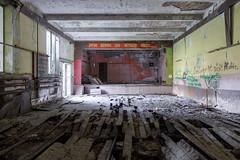 (bananahh) Tags: abandoned explore exploration decay derelict ruins soviet cccp military gssd leer verlassen urbanexploring
