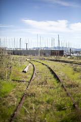 remnants (eb78) Tags: ca california eastbay urbanexploration urbex ue abandoned decay ghostrails railroad traintracks