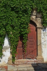 old door... :) (green_lover (your COMMENTS are welcome!)) Tags: door ivy lindos rhodes rodos greece architecture creeper