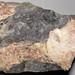 Pegmatitic granite (Mesoproterozoic, 1.36 Ga; Blue Creek East roadcut, Gunnison Uplift, Colorado, USA) 3