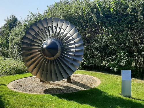 RB211 Fan_Warwick University_Gibbet Hill Road_Coventry_Sep19