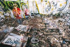 When I Paint My Masterpiece (Thomas Hawk) Tags: america california eastbay jackson jacksonpeterson pointrichmond richmond usa unitedstates unitedstatesofamerica abandoned graffiti