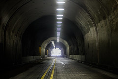 Every Little Thing That Endlessly Confuses Me (Thomas Hawk) Tags: america oregon oregoncoast usa unitedstates unitedstatesofamerica tunnel florence fav10 fav25 fav50 fav100
