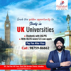 Best Study Visa Consultants in Jalandhar (Gurukgs) Tags: immigration services in jalandhar near me visa consultancy study consultants consultant tourist best abroad global tours travels uk new zealand office