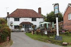 The Swan Inn Barton Stacey Hampshire UK (davidseall) Tags: the swan inn pub pubs tavern bar public house houses barton stacey hampshire uk gb british english village country