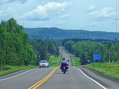 Northbound Highway 61/North Shore Drive, 16 July 2019 (photography.by.ROEVER) Tags: minnesota 2019 july july2019 vacation roadtrip 2019vacation 2019roadtrip minnesota2019roadtrip minnesota2019vacation drive driving driver driverpic ontheroad road highway lakecounty minnesotastatehighway61 statehighway61 highway61 mn61 highway61revisited oldus61 northshore northshoredrive northshorescenicdrive scenicdrive lakesuperior lakesuperiorcircletour northbound northboundmn61 northboundhighway61 forest forests woods trees tree usa