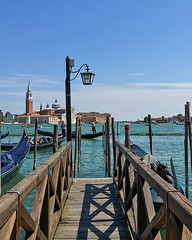 Looking at this dock, gondolas and water was really relaxing.  #europe #italia #italy #veneto #venice #venise #water #ig_venezia #ig_veneto #igersvenezia #igersitalia #best_italiansites #bestplacesinitaly #best_italianplaces #raw_italy #italytrip #ilikeit (pinus.acer) Tags: looking this dock gondolas water was really relaxing europe italia italy veneto venice venise igvenezia igveneto igersvenezia igersitalia bestitaliansites bestplacesinitaly bestitalianplaces rawitaly italytrip ilikeitaly canalgrande alluringvenice gondola streetlamp bluesky perfectshot