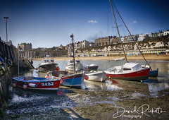 Tide's Out (Rico Shay) Tags: thanet broadstairs vikingbay boats beac beach sea seaside kent lovephotography
