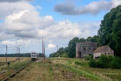 SA132-005 (pedro4d) Tags: sa132 sa132005 żółwino pesa pr pociąg kolej train railway poland polska hdr nikon d800 nikkor 24120