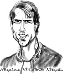 Tom Cruise (Z0699) #caricature #caricatures #sktchyapp #artofinstagram #worldofartists #painter #caricatura #portraitdrawing #visualdevelopment #facedrawing #character #characters #conceptart #sketchart #cartoon #instaart #inspiration #sketch #portraitpai (ArtMagenta) Tags: artmagenta sketch drawing painting art