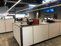 Office Cubicles in SynchroNet_s West Seneca Location (synchronetn) Tags: its information technology