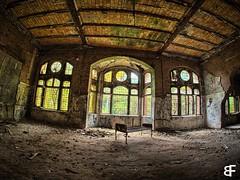 Heilstätten (baumfinder) Tags: abandoned verlassen verfall decay sanatorium beelitz heilstätten urbex urbanexploration